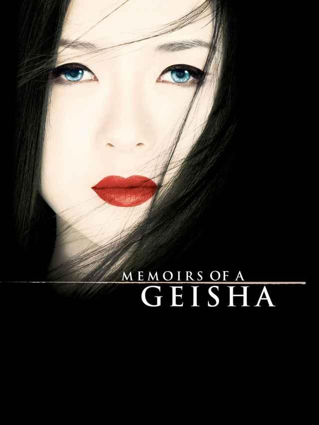 bir geishanın anıları